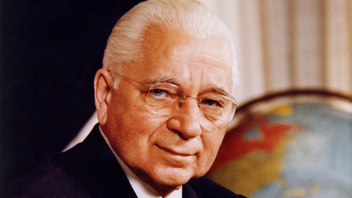 Who is Herbert W. Armstrong | Philadelphia Church of God
