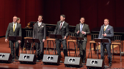 Irish Tenors Armstrong Auditorium