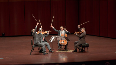 AICF Jerusalem Quartet Image 16 by 9