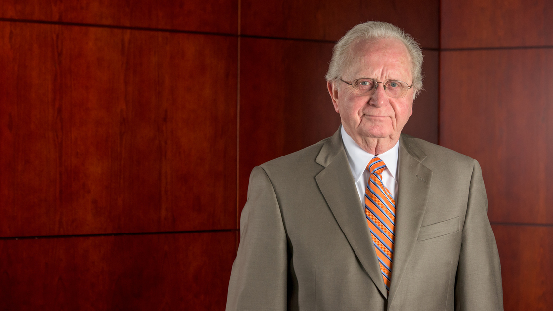 PCG Pastor General and Herbert W. Armstrong College Chancellor Gerald Flurry