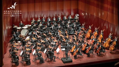ACT Shanghai Opera Symphony Orchestra performance at Armstrong Auditorium, 16x9