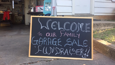 Ardmore garage sale