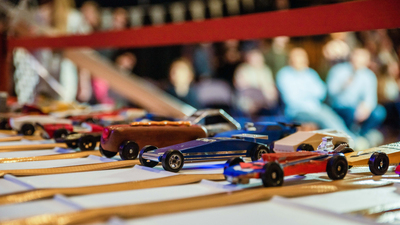 Edmond Pine Car Derby 3
