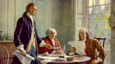 210309-Feuding_Writing_the_Declaration_of_Independence_1776_cph.3g09904.jpg